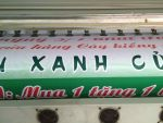 banner Hiflex, PP, Decal